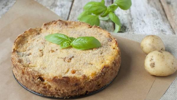 Neapolitański przysmak – ciasto ziemniaczane