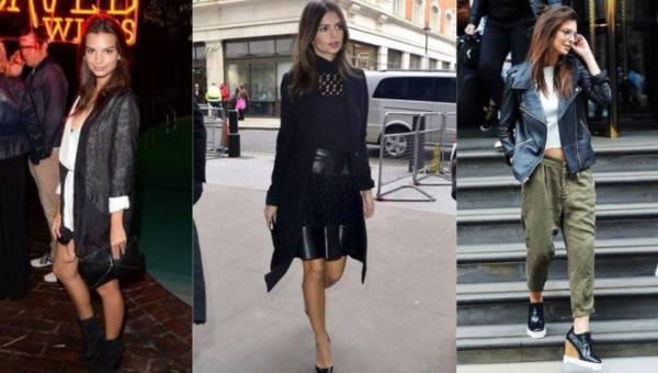 Modowe inspirajcje: Emily Ratajkowski i jej styl