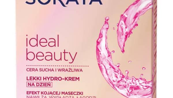 Soraya, Ideal Beauty, lekki hydro-krem na dzień, cera sucha i wrażliwa
