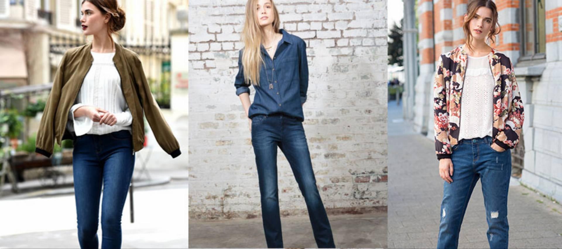 jak dobrać jeansy do sylwetki