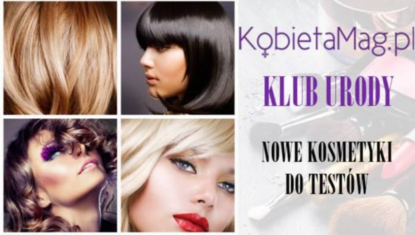Klub Urody KobietaMag.pl zaprasza – już są nowe kosmetyki do testowania!