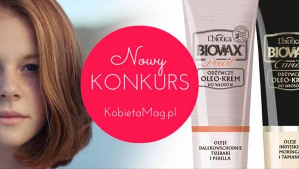 Jesienna regeneracja włosów z linią OleoKrem BIOVAX Glamour
