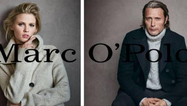 Mads Mikkelsen w najnowszej kampanii MARC O'POLO jesień-zima 2016/2017