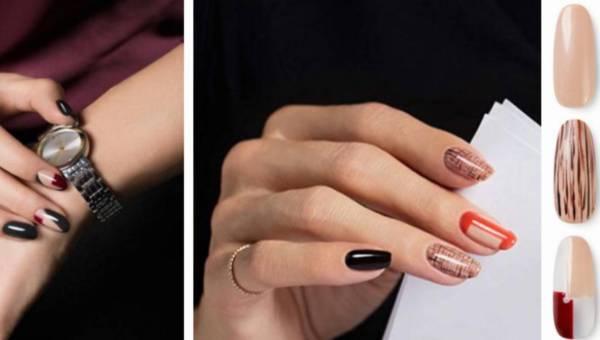 Modne wzorki na paznokcie jesień – zima 2016 / 2017 – od OPI