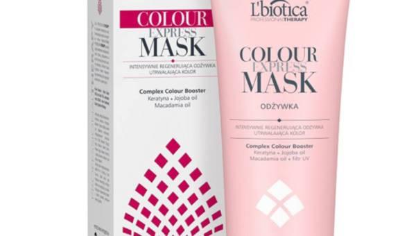 L'biotica, Professional Therapy Colour – Intensywnie Regenerująca Odżywka Utrwalająca Kolor