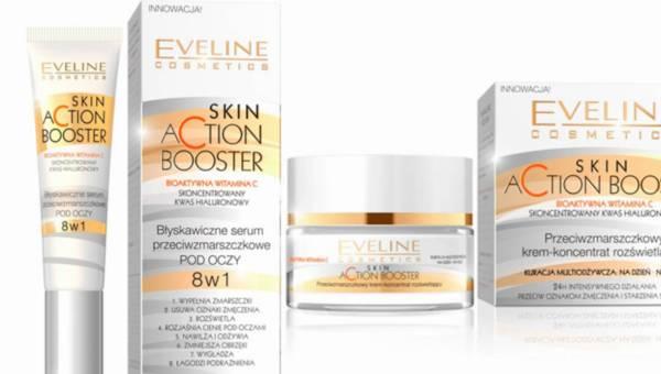 Nowość od Eveline Cosmetics: SKIN ACTION BOOSTER