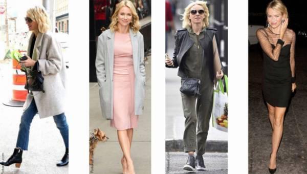 Styl gwiazd: Ubierz się jak Naomi Watts