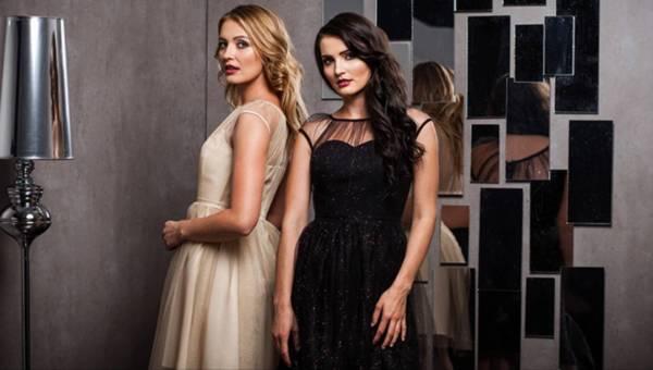 Eleganckie sukienki w kolekcji VISSAVI jesień-zima 2016/2017