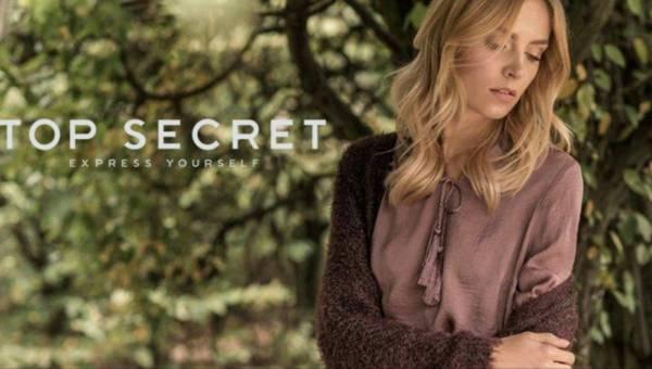 Najnowszy lookbook Top Secret na jesień 2016