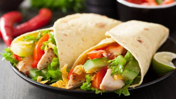 Tortilla w stylu orientalnym – szybko i pysznie (2 przepisy!)