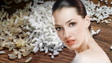 Woda ryżowa – do pielęgnacji włosów i cery