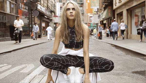 Cara Delevigne w nowej kampanii PUMA na jesień 2016