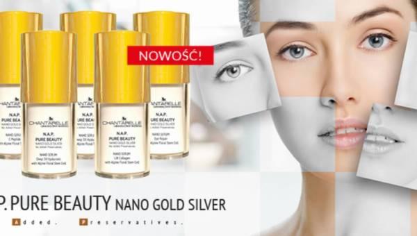 Nowości Chantarelle Jesień 2016:  Nowe naturalne koncentraty o doskonałym składzie – Wypróbuj Siłę Nano Serum