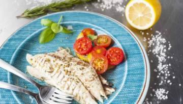 Łatwe danie: Dorada pieczona w soli