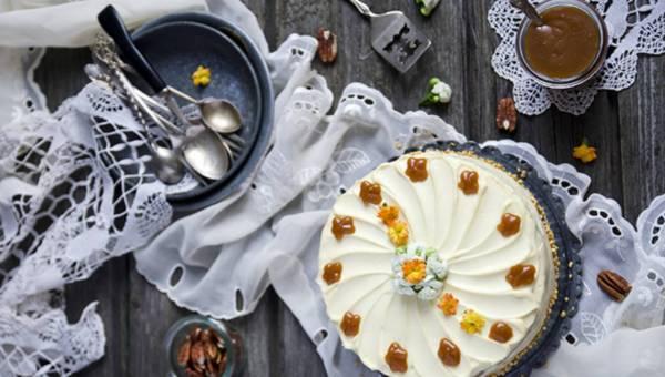 Szybki tort orzechowy – w sam raz na osłodzenie jesiennej aury!