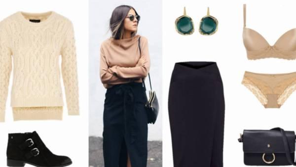 Inspiracje modowe: Jesienny minimalizm w modzie