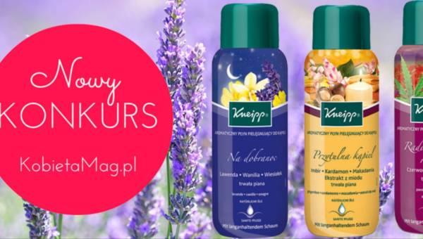 Konkurs: Aromatyczna jesień z Kneipp
