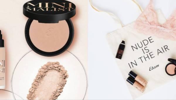 Kosmetyki od Etam dla miłośniczek naturalnego efektu