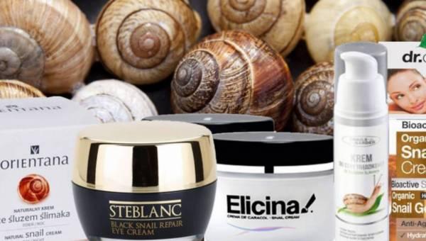 Kosmetyki ze śluzem ślimaka – kolejny hit czy kit?