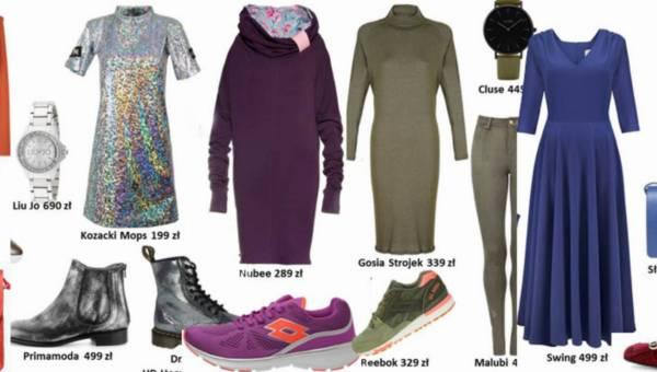 Moda na jesień 2016 w najmodniejszych kolorach tego sezonu