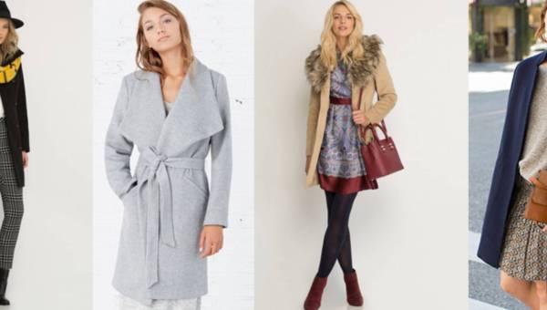 Płaszcze w modnych kolorach – jesień – zima 2016/2016