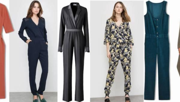 Kombinezon na jesień 2016 – propozycje modnych stylizacji