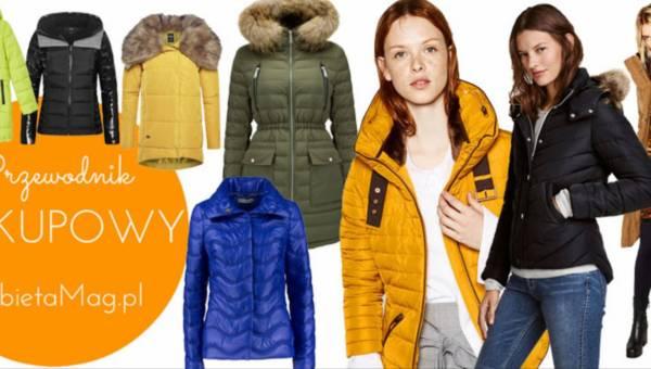 Przewodnik zakupowy: Modne kurtki puchowe na zimę 2016/2017
