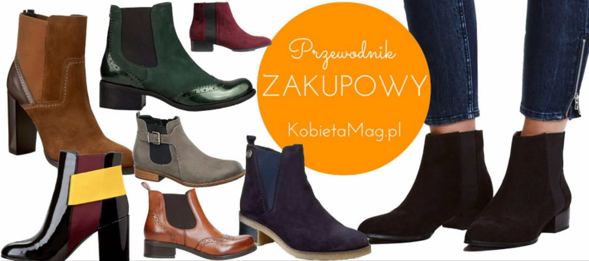 48ee3d8a9fc47 Modne buty zima 2019. Czółenka, botki, kozaki - KobietaMag.pl ...
