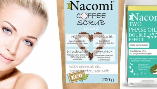 Naturalne nowości kosmetyczne od Nacomi