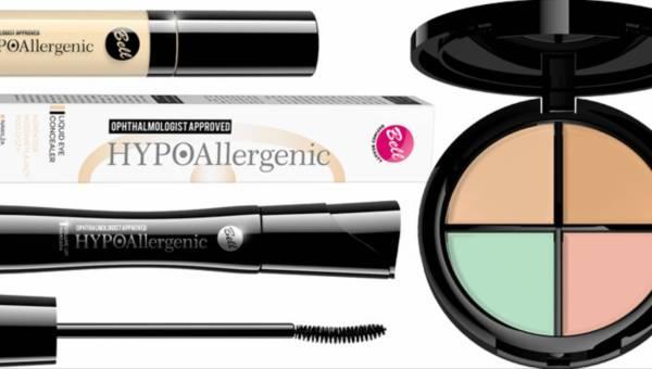 Nowości makijażowe Bell HYPOAllergenic na jesień