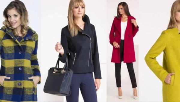 Płaszcze i kurtki na jesień 2016 od Monnari