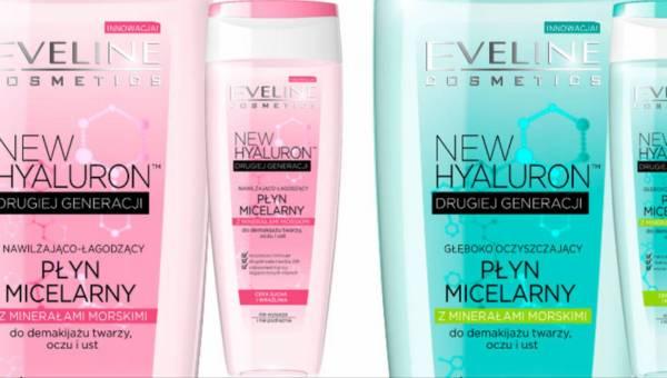 Nowe płyny micelarne Eveline Cosmetics