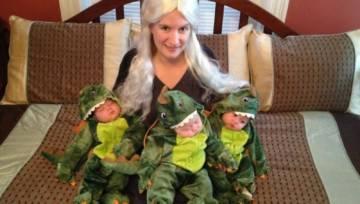 Pomysły na przebranie na Halloween razem z dzieckiem – 10 zdjęć, których nie zapomnisz