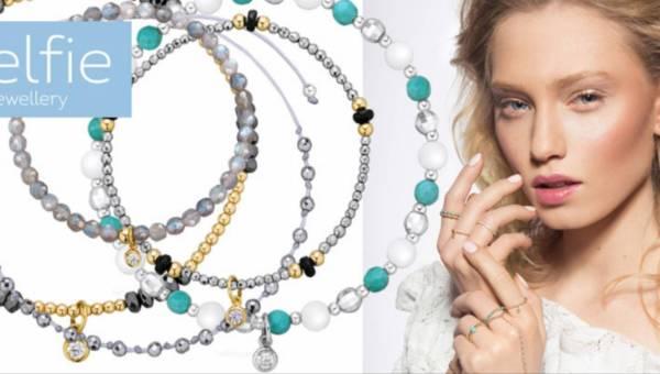 Srebrna biżuteria w kolekcji SELFIE JEWELLERY na jesień 2016