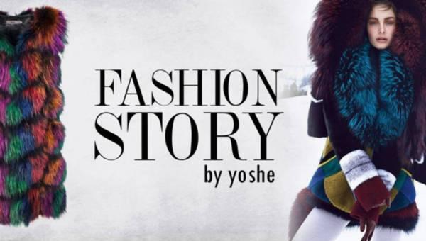 Kolekcja YOSHE jesień 2016