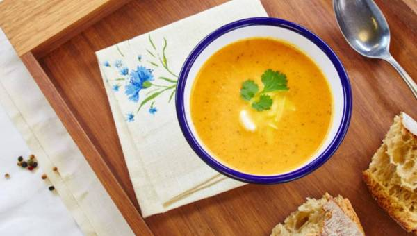 Zupy ze świeżych warzyw przez cały rok