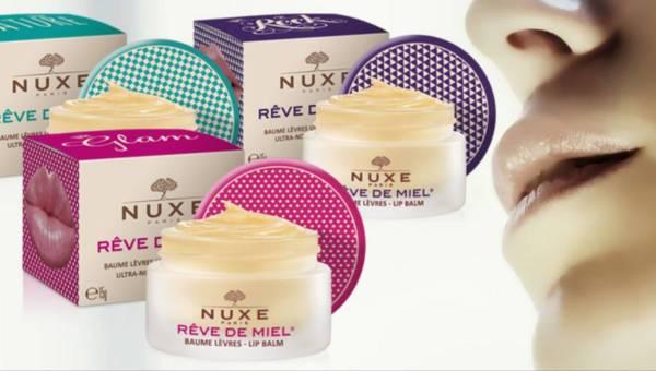 Kultowy balsam do ust Nuxe w nowej odsłonie
