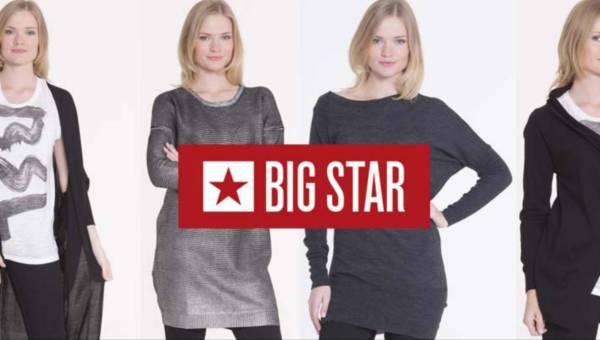 Black Line w kolekcji Big Star jesień-zima 2016/2017