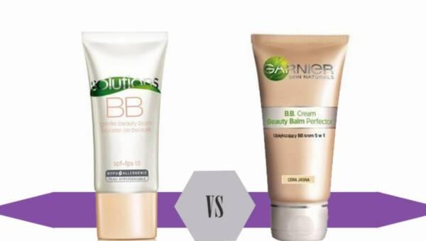 Bitwa na Kosmetyki: Krem BB AVON kontra GARNIER