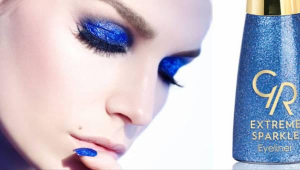 Jak wykonać brokatowy makijaż na Andrzejki
