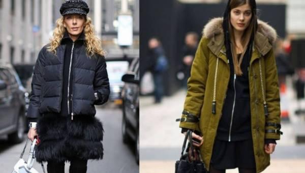 Ciepła kurtka może być stylowa!