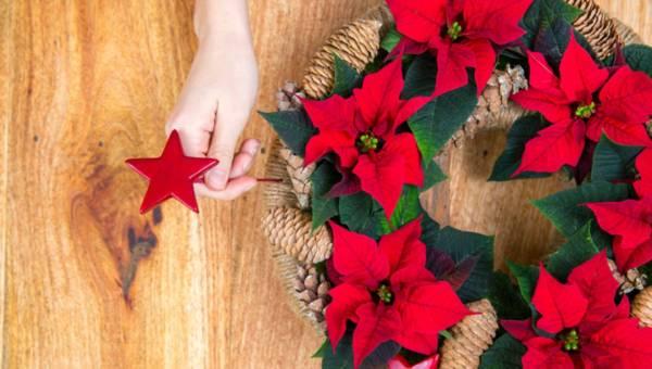 DIY: Jak zrobić świecznik adwentowy z gwiazdami betlejemskimi?