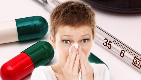 Domowe sposoby zwalczania przeziębienia i grypy
