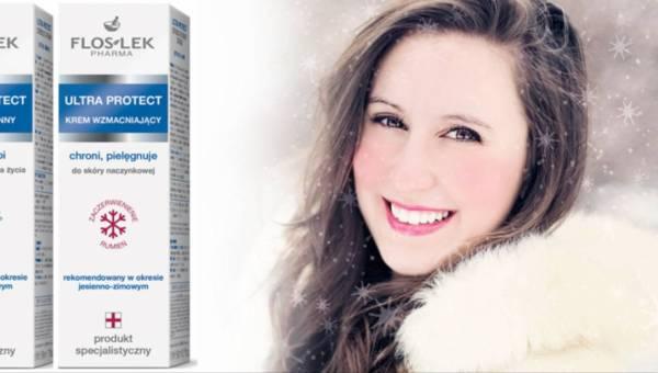 Kremy Floslek Ultra Protect – specjalistyczna dermoochrona na zimę