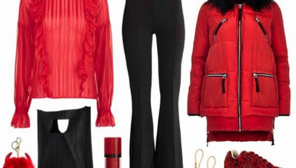 Stylizacje: Modne kurtki puchowe na jesień zima 2016 – 2017