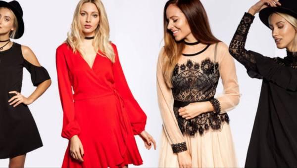 Modne sukienki jesień-zima 2016/2017 od Selfieroom