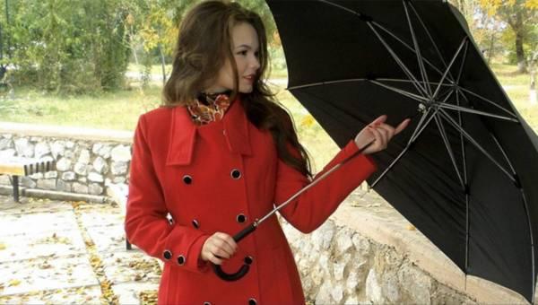 Jak suszyć przemoczone ubrania jesienią?