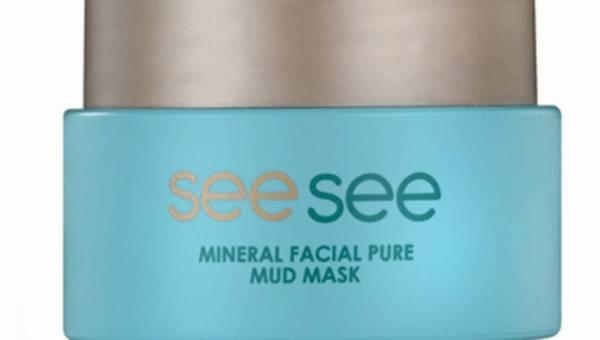 SeeSee, Maseczka z błotem z minerałami z Morza Martwego