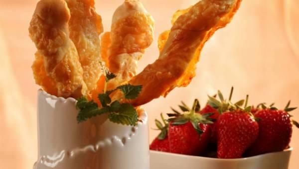 Serowe paluchy – doskonała i łatwa imprezowa przekąska