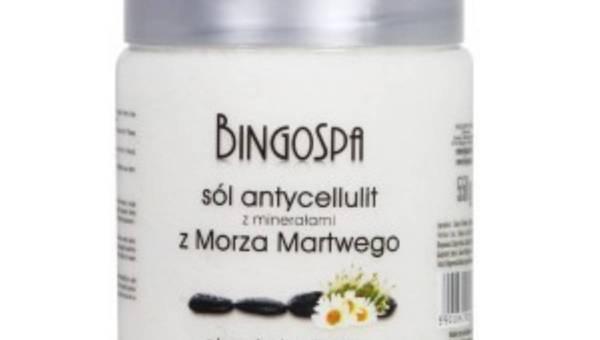 BingoSpa, Sól do kąpieli z minerałami z Morza Martwego